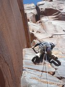 Rock Climbing Photo: PITCH 1 OF WILDFLOWER