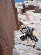 Rock Climbing Photo: PITCH 1 OF WILDFLOWER