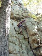 Rock Climbing Photo: nappy wig