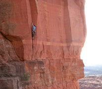 Rock Climbing Photo: Rusty Cage
