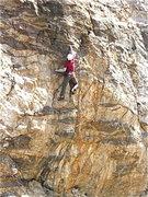 Rock Climbing Photo: Jesse Schultz on SPF 12