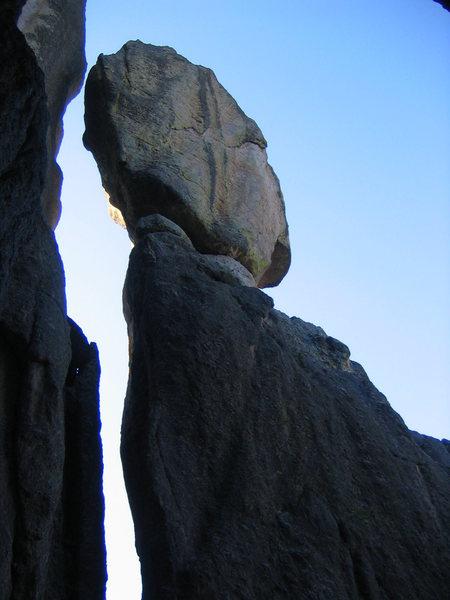 Famous death climb