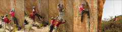 Rock Climbing Photo: Fun with Red Dwarf