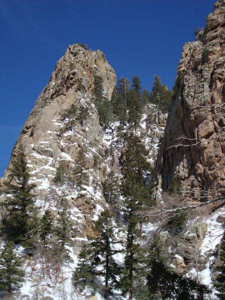Pulpit SE Ridge