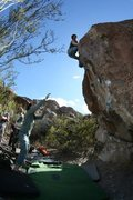 Rock Climbing Photo: hueco