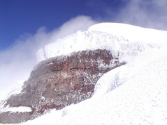 "Rock Climbing Photo: ""Yanasacha"" cliff face Cotopaxi, Ecuador"