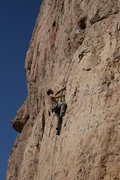 "Rock Climbing Photo: Cruisin' up another one of those ""Partner's i..."