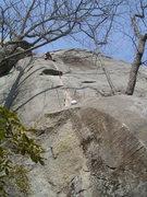 Rock Climbing Photo: Shredded Wheat!