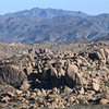 Split Rocks area from Morongo Man.<br> Photo by Blitzo.