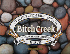 Rock Climbing Photo: When in The Tetons, try Bitch Creek ESB. Photo by ...