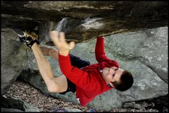 Rock Climbing Photo: executioner