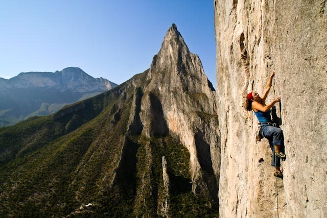 Rock Climbing Photo: You might know the place, but the climb...