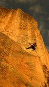 Rock Climbing Photo: Space Boy Elroy.