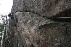 Rock Climbing Photo: one of the multiple hangs i took on this go...