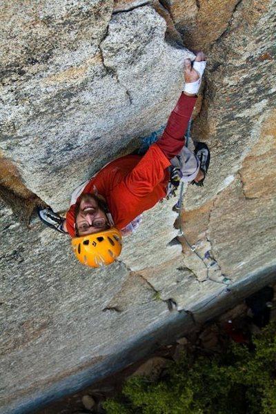 Rock Climbing Photo: The goods