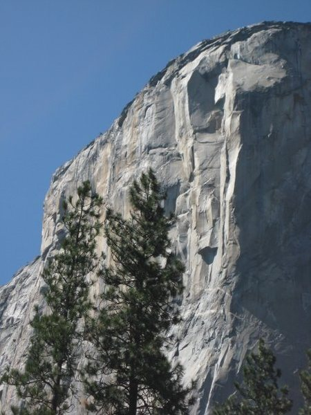Rock Climbing Photo: El Cap. Someday? Prolly not... ;-)