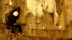 Rock Climbing Photo: Cascade Creek.