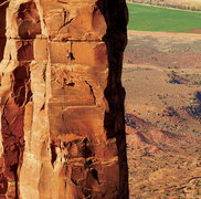 Rock Climbing Photo: Name this route and it is your turn . ( Until Bria...
