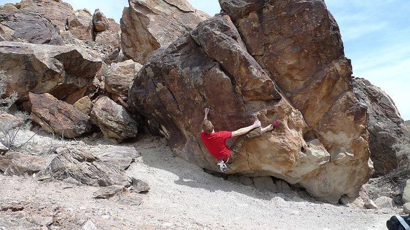 Razor Rock photo number one.