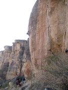 Rock Climbing Photo: The Example