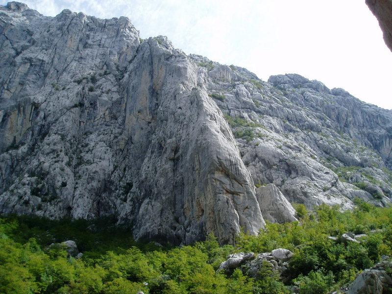 Rock Climbing Photo: Stup