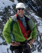 Rock Climbing Photo: Top of Stairway to Heaven, Eureka area Colorado