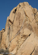 """Rock Climbing Photo: """"Too Obvious"""". Photo by Blitzo."""