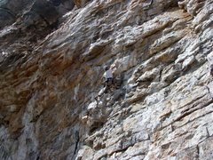 Rock Climbing Photo: Amazing Movements On This Climb