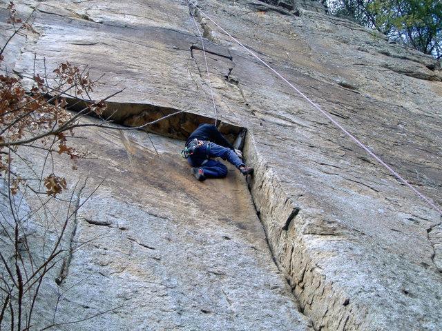 Rock Climbing Photo: Personal best TR