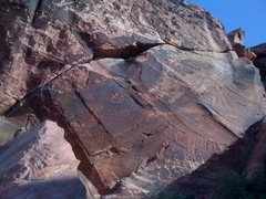Rock Climbing Photo: Good finish.