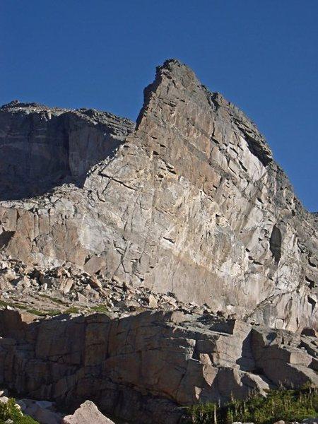 Rock Climbing Photo: ridge