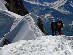 Rock Climbing Photo: Another ridge, far away from Pagoda Mountain.