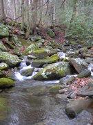 Rock Climbing Photo: Trailhead to LeConte