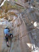 Rock Climbing Photo: 10a start to Isaiah