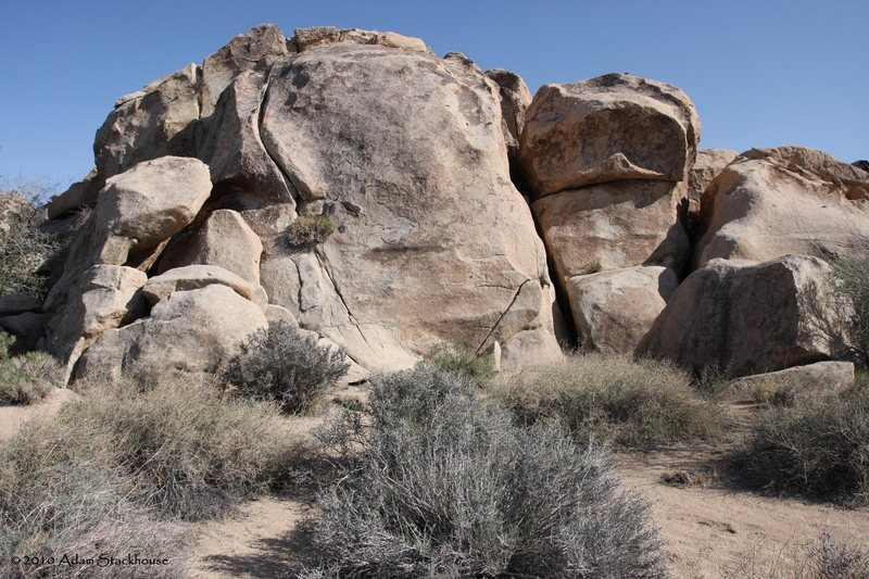 Rock Climbing Photo: The Eppi problem?