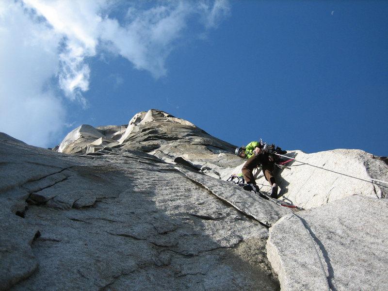The Nose, El Cap