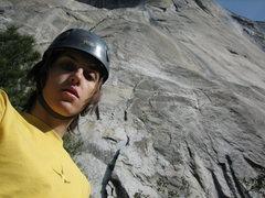 Rock Climbing Photo: The Nose, El Cap