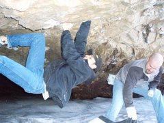 Rock Climbing Photo: on Banana Cognac