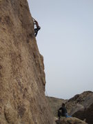 Rock Climbing Photo: Bad Lieutenant