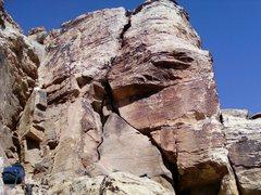 Rock Climbing Photo: Rock!! n' Roll