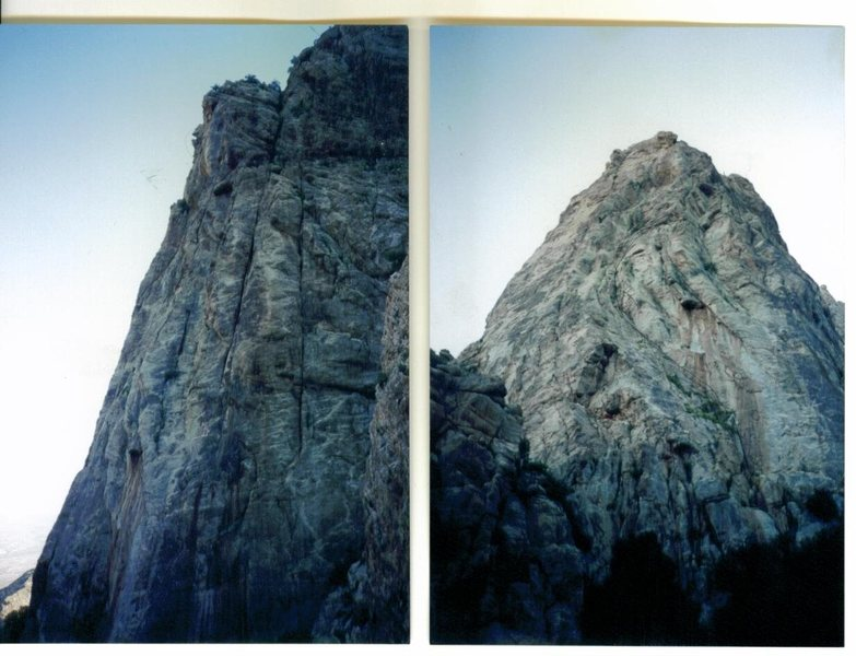 Solitude buttress