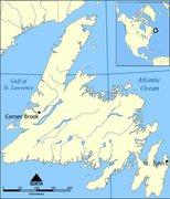Rock Climbing Photo: A map of the island