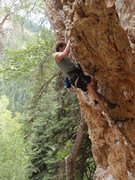 Rock Climbing Photo: Summer 2008.  One of hundreds of laps I have done ...
