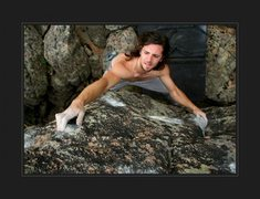 Rock Climbing Photo: Manic Hysteria