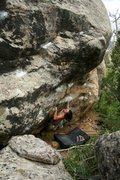 Rock Climbing Photo: High Tide Sterilizer