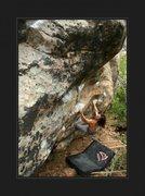 Rock Climbing Photo: HTS