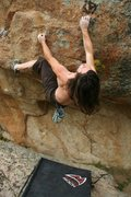 Rock Climbing Photo: Sharp!!!