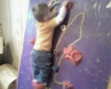 Rock Climbing Photo: Ethan: my protege'