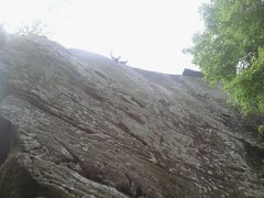 Rock Climbing Photo: Greg's Chicken Shack, Spiders From Mars, Venom (L ...