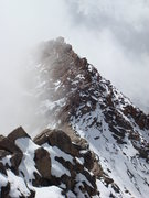 Rock Climbing Photo: Taken on a rather warm and pleasant August afterno...